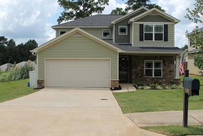 Columbus GA Single Family Home For Sale: $269,900