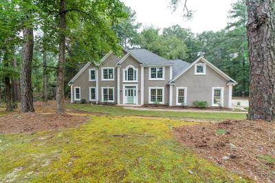 Muscogee County Single Family Home For Sale: 9281 Midland Woods Drive