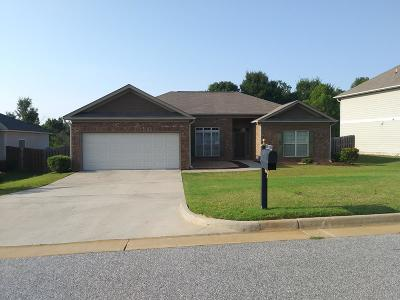 Muscogee County Single Family Home For Sale: 4667 Ivy Patch Drive