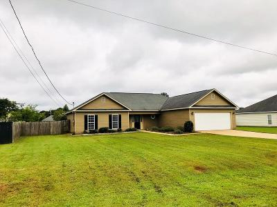 Russell County, Lee County Single Family Home For Sale: 5 Cotton Court
