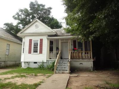 Columbus Single Family Home For Sale: 1150 Curtis Street