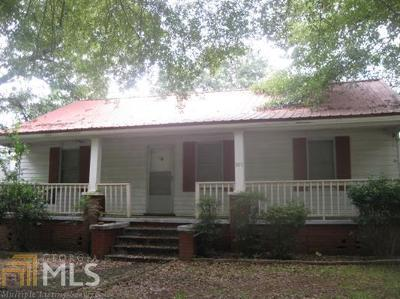 Troup County Single Family Home For Sale: 307 Greenough Street