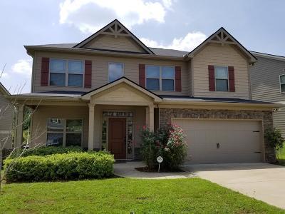 Columbus Single Family Home For Sale: 7293 Sorrel Drive