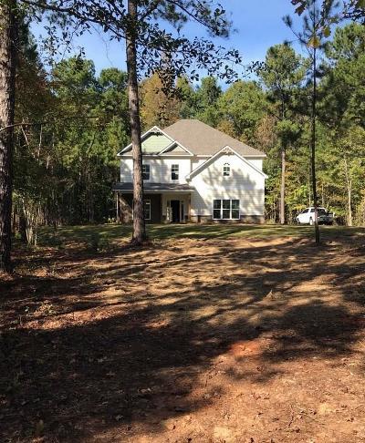 Hamilton Single Family Home For Sale: Lot 101 Hudson Mill Circle