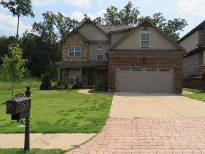 Columbus Single Family Home For Sale: 7033 Spring Walk