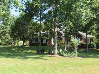 Midland Single Family Home For Sale: 8025 Highlands Drive