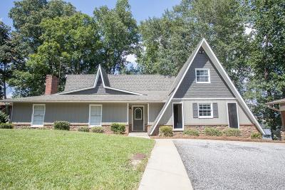 Russell County, Lee County Single Family Home For Sale: 125 Lee Road 0313
