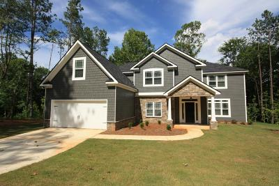Muscogee County Single Family Home For Sale: 7031 Kendall Creek Drive