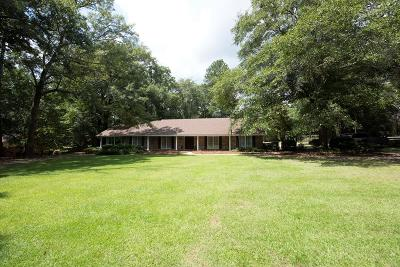 Midland Single Family Home For Sale: 6017 Psalmond Road