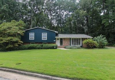 Columbus Single Family Home For Sale: 3022 Wingfield Drive