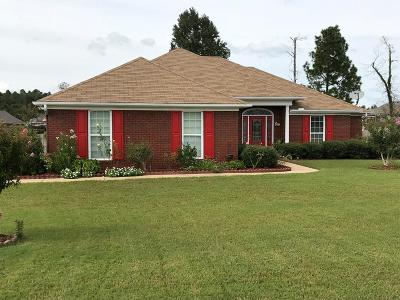 Russell County, Lee County Single Family Home For Sale: 400 Lee Road 2141