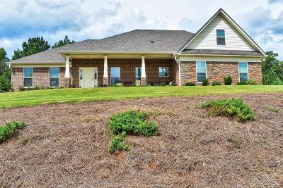 Fortson Single Family Home For Sale: 526 Richardson Road