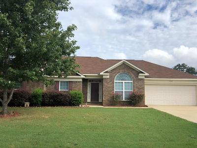 Midland Single Family Home For Sale: 1075 Watervalley Drive