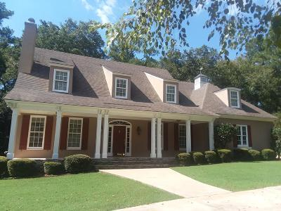 Harris County Single Family Home For Sale: 239 Pintail Drive