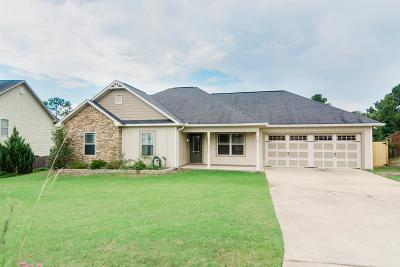 Phenix City Single Family Home For Sale: 44 Lee Road 2181