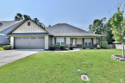 Phenix City Single Family Home For Sale: 35 Silverleaf Loop
