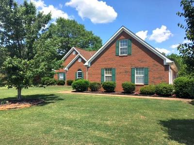Lagrange Single Family Home For Sale: 737 John Lovelace Road