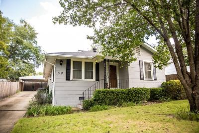 Phenix City Single Family Home For Sale: 1706 18th Place