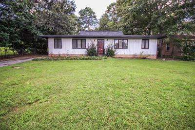 Single Family Home For Sale: 3120 Mustang Drive