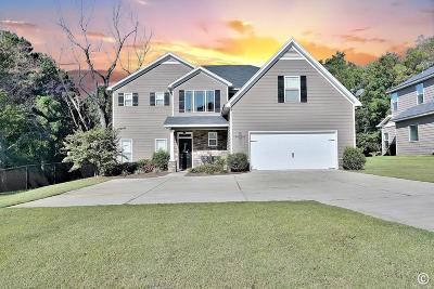 Columbus Single Family Home For Sale: 6831 Whitesville Road