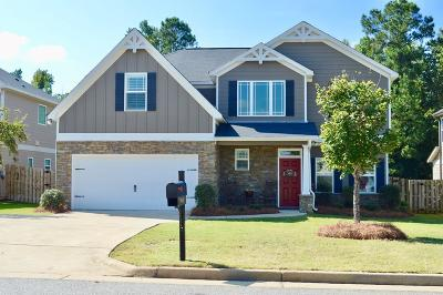 Midland Single Family Home For Sale: 9660 Yellow Pine Road