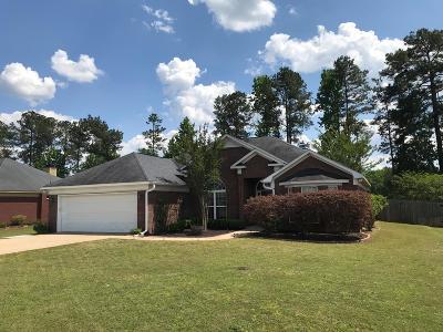 Midland Single Family Home For Sale: 9166 Garrett Lake Drive