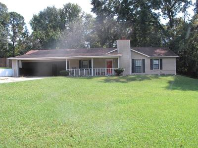 Russell County, Lee County Single Family Home For Sale: 7 Sunderlan Drive