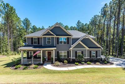 Ellerslie Single Family Home For Sale: 317 Ross Road