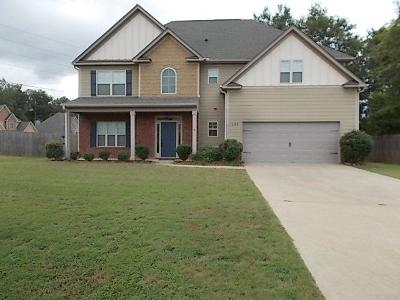 Russell County, Lee County Single Family Home For Sale: 132 Blue Spruce Drive
