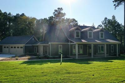 Muscogee County Single Family Home For Sale: 8017 Deerwood Court