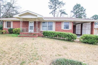 Columbus Single Family Home For Sale: 3671 Irwin Way