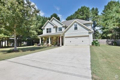 Russell County, Lee County Single Family Home For Sale: 35 Taylor Way