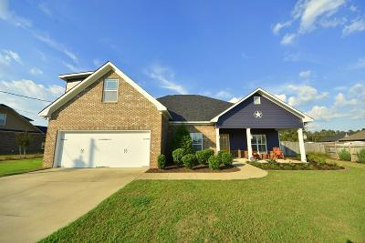 Russell County, Lee County Single Family Home For Sale: 4 Sorghum Court