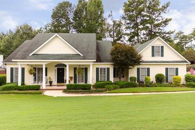Columbus Single Family Home For Sale: 5000 Spyglass Court