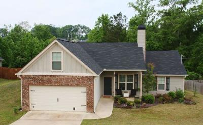 Russell County, Lee County Single Family Home For Sale: 67 Misty Forest Drive