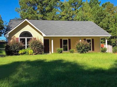 Russell County, Lee County Single Family Home For Sale: 13 Lee Road 0963
