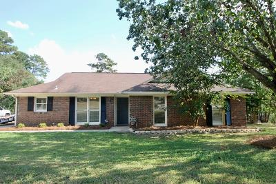 Columbus Single Family Home For Sale: 4700 Hidden Woods Drive