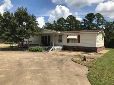Harris County Single Family Home For Sale: 446 Moore Road