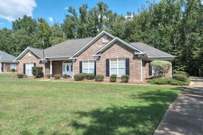 Midland Single Family Home For Sale: 1211 Central Church Road