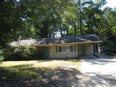 Columbus Single Family Home For Sale: 4004 Savannah Drive