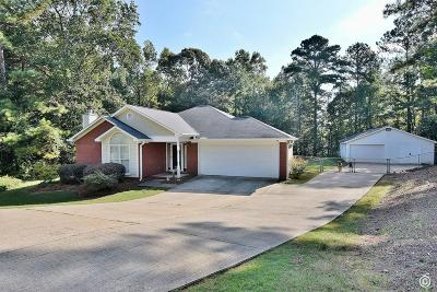 Fortson Single Family Home For Sale: 332 West Pine Drive