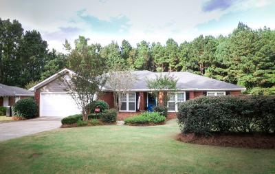 Columbus Single Family Home For Sale: 7842 Big Creek Drive