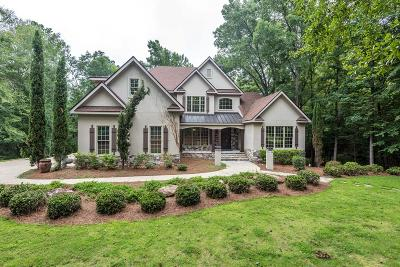 Fortson Single Family Home For Sale: 11506 Whitesville Road