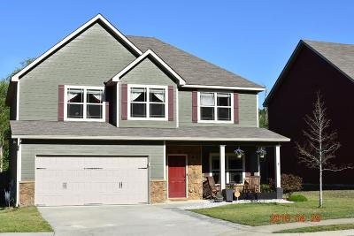 Columbus Single Family Home For Sale: 8211 Lantern Court