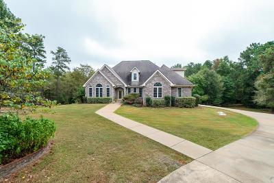 Fortson Single Family Home For Sale: 4040 Wooldridge Road