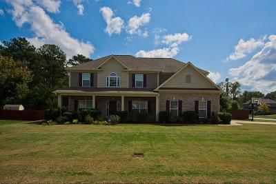 Midland Single Family Home For Sale: 8008 Green Glen Drive