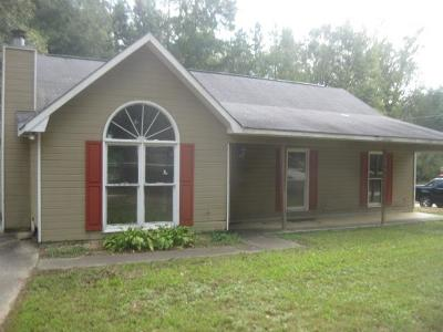 Russell County, Lee County Single Family Home For Sale: 1081 Lee Road 0437