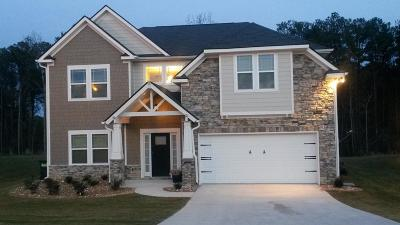 Fortson Single Family Home For Sale: 9682 North Ivy Park Drive