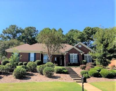 Columbus Single Family Home For Sale: 7955 Oakmont Court