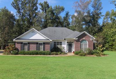 Ellerslie Single Family Home For Sale: 42 Walking Stick Drive